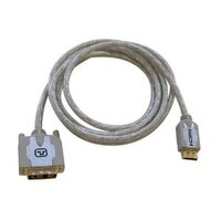 Кабель HDMI-DVI-D Philips SWV3567/10 (2 метра)