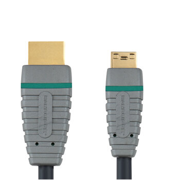 Кабель HDMI-mini HDMI Bandridge BVL150