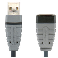 Кабель удлинитель USB 2.0 AM-AF Bandridge BCL4305 (4.5 метра)